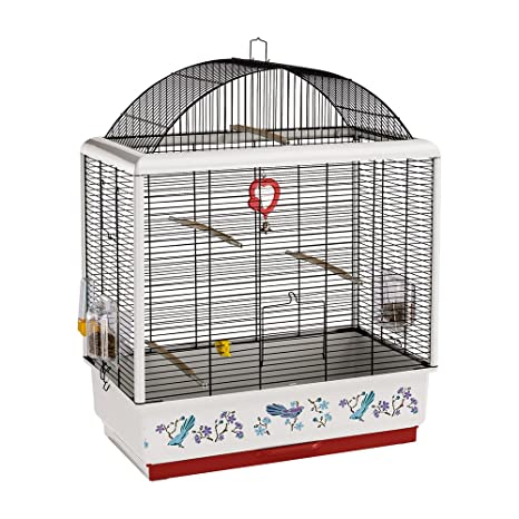 Ferplast Palladio Jaula de pájaros: Amazon.es: Productos para mascotas