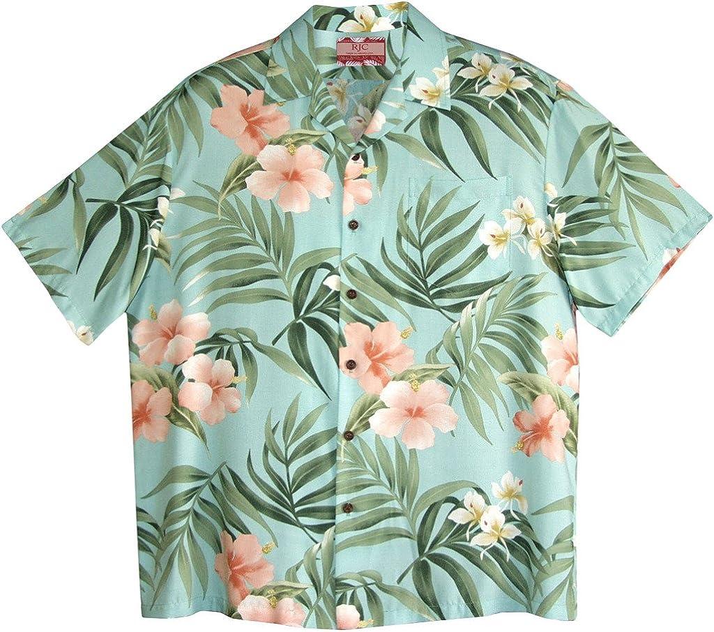RJC Island Breezes Hawaiian Shirt