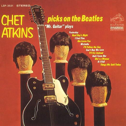 Picks on the Beatles: Chet Atkins: Amazon.es: Música