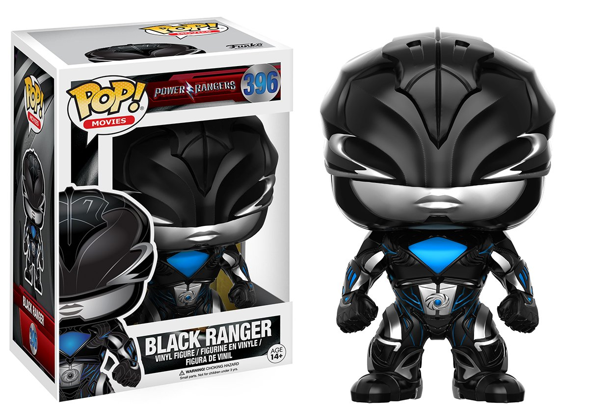 Funko Pop! Power Ranger - Black Ranger