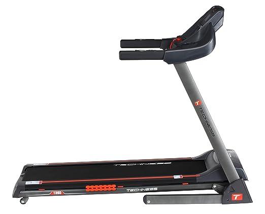 Cinta de correr Techness T280 MP3: Amazon.es: Deportes y aire libre