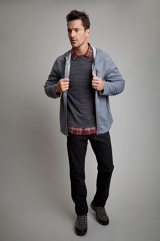 HI-TEC Mens Long Sleeve Flannel Shirt