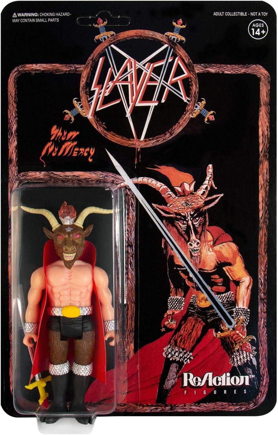 El demonio Halloween Misfits ReAction Figura de acción