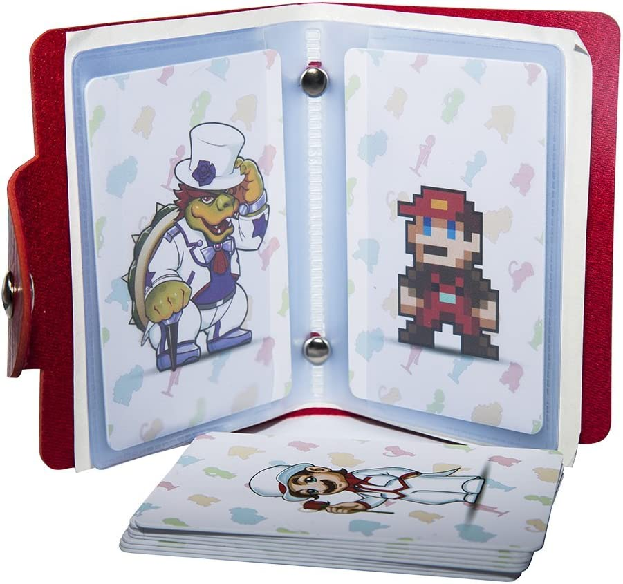 Gamers Creative Tarjetas NFC - Nintendo Switch/Wii U (Mario Odyssey 10 Cartas): Amazon.es: Electrónica