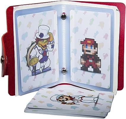 Gamers Creative Tarjetas NFC - Nintendo Switch/Wii U (Mario ...