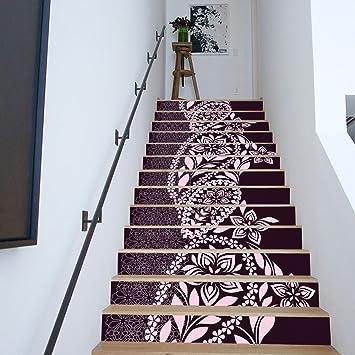 Escaliers Auto Adhesif Papier Peint Style Arabe Modele