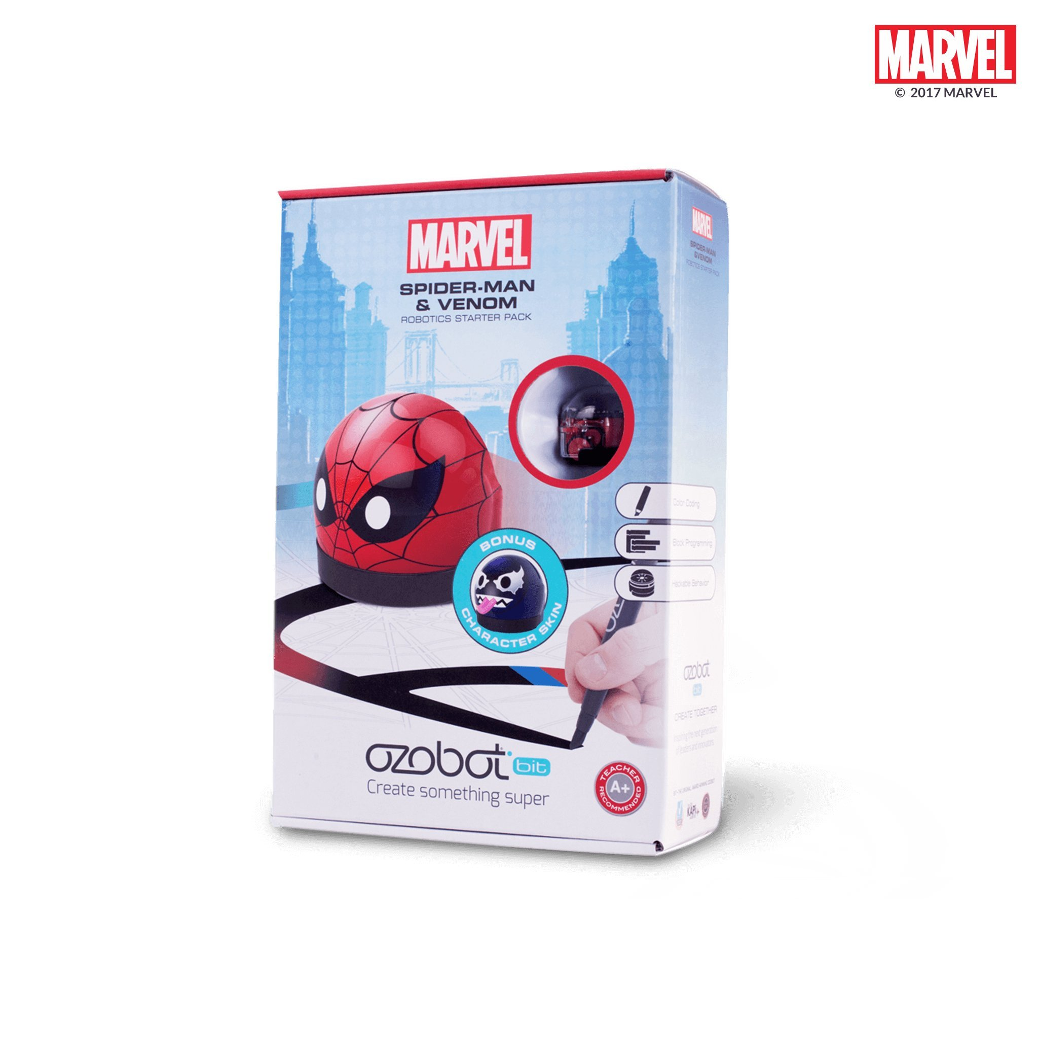 Bit Coding Robot, Spider-Man by Ozobot (Image #3)