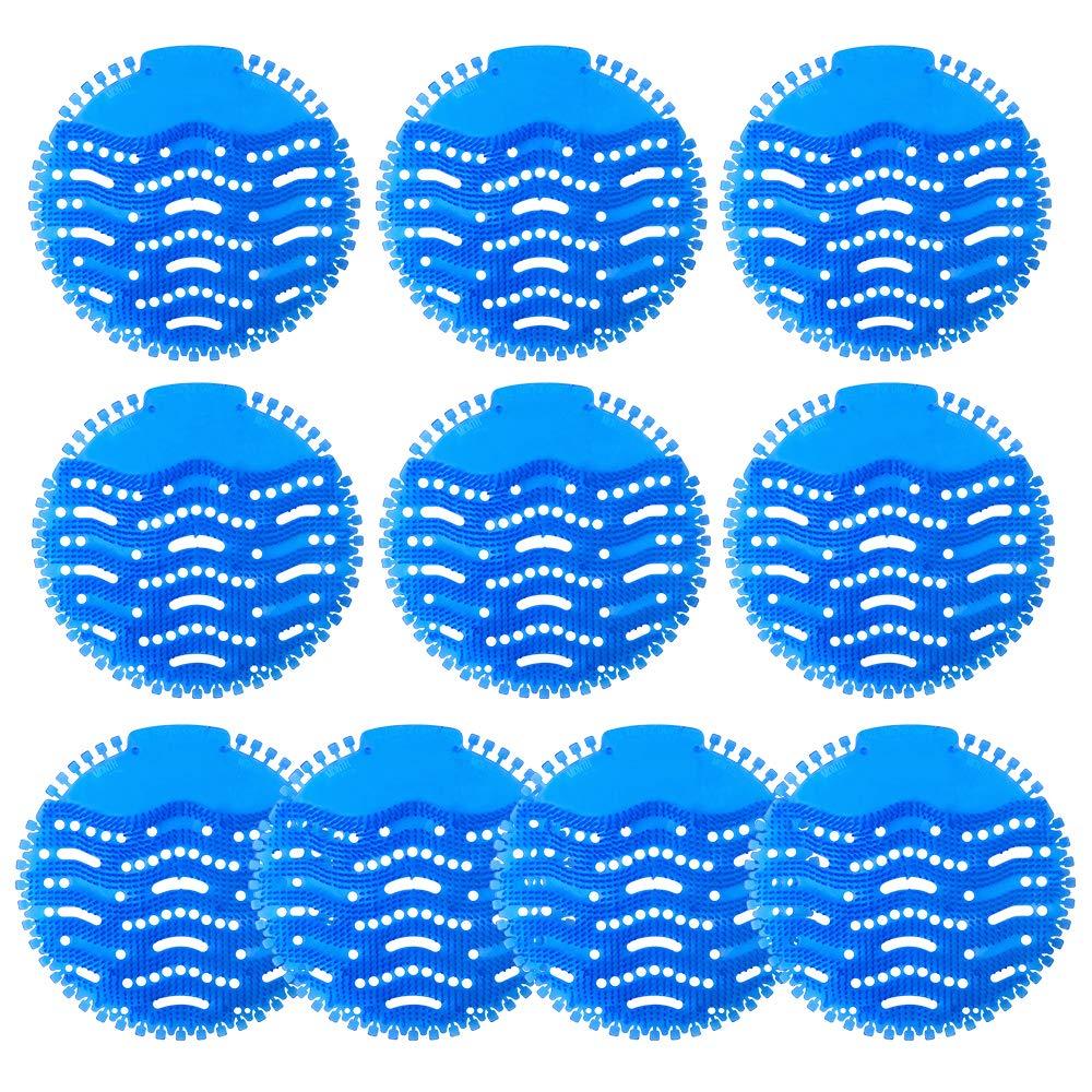 5 parfum diff/érent 10 pcs /Écran pour urinoir Clapur avec 13 paires de gants jetables Urinoir Ecran