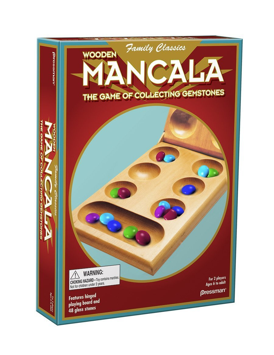 Mancala (Folding Set) [並行輸入品] B015LYSN26