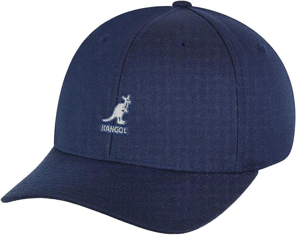 Kangol Men, Women Wool Flexfit Baseball at  Men's Clothing store: Baseball Caps