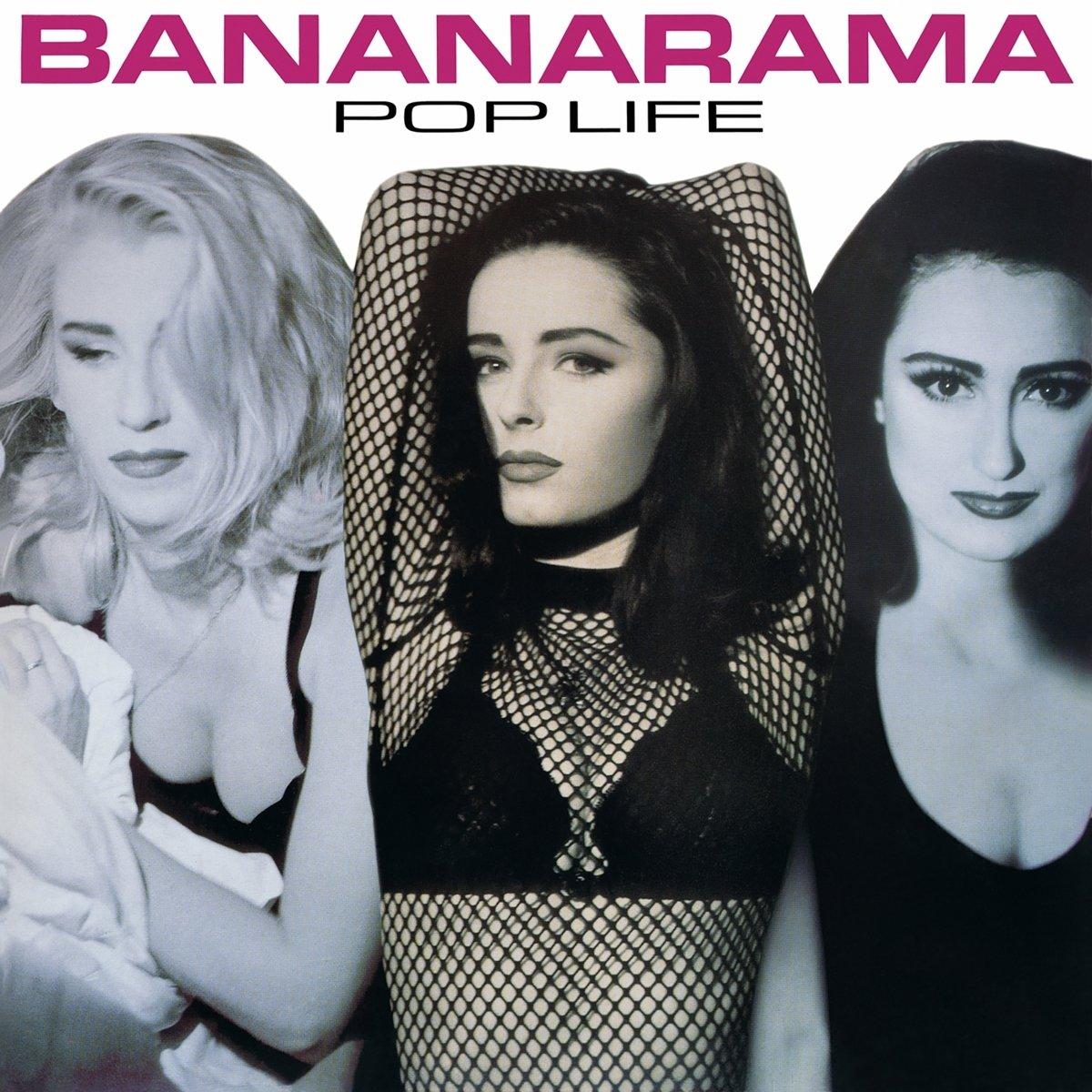 CD : Bananarama - Pop Life (Collector's Edition, United Kingdom - Import)