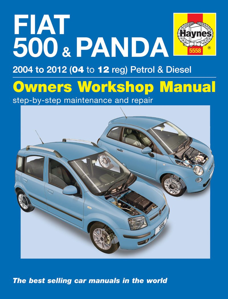 Fiat 500 Repair Manual Haynes Manual Service Manual Workshop Manual:  Amazon.co.uk: Car & Motorbike