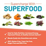 New Mega-Nutrition Organic Superfood Infused with