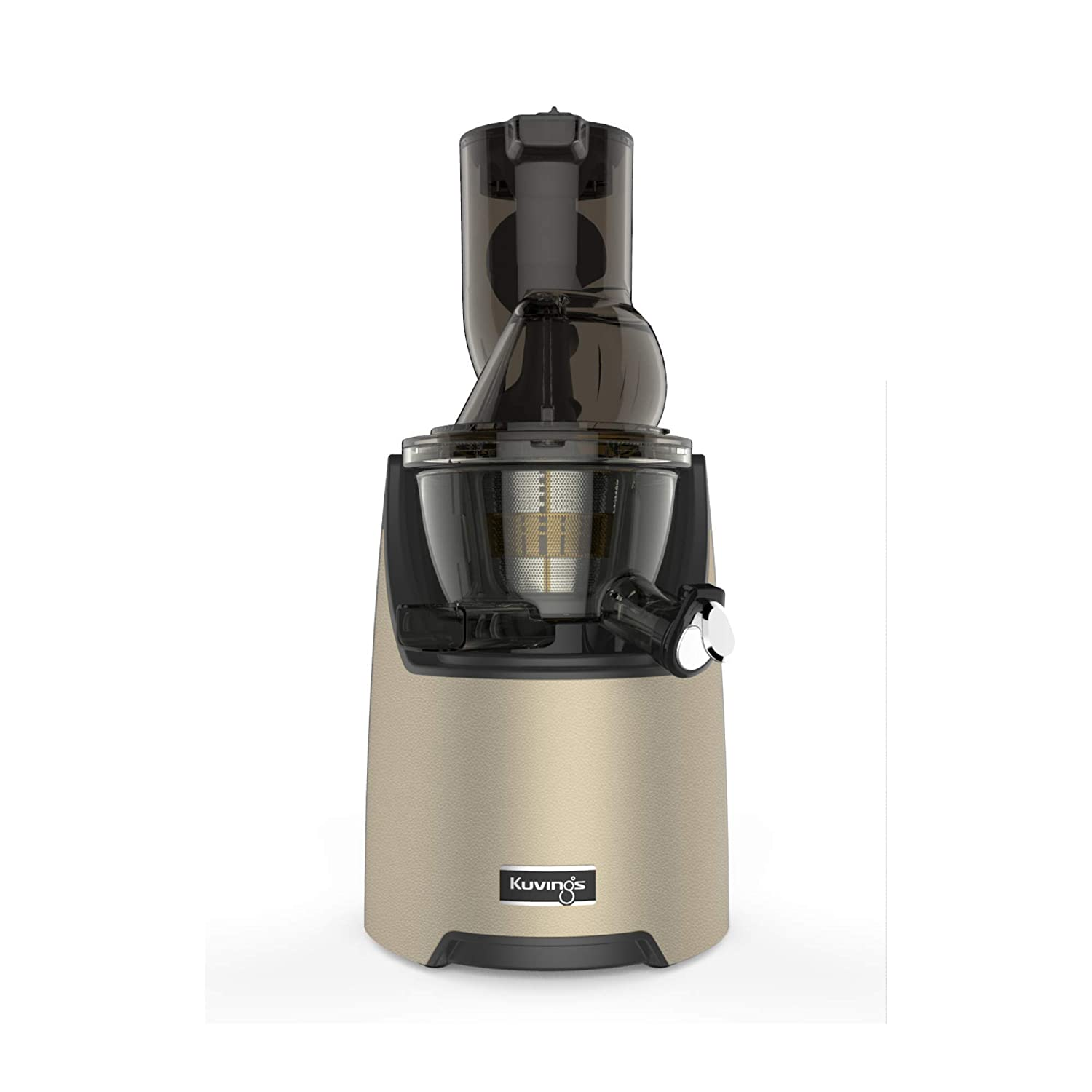 Kuvings Whole Slow EVO EVO820CG Juicer, Gold
