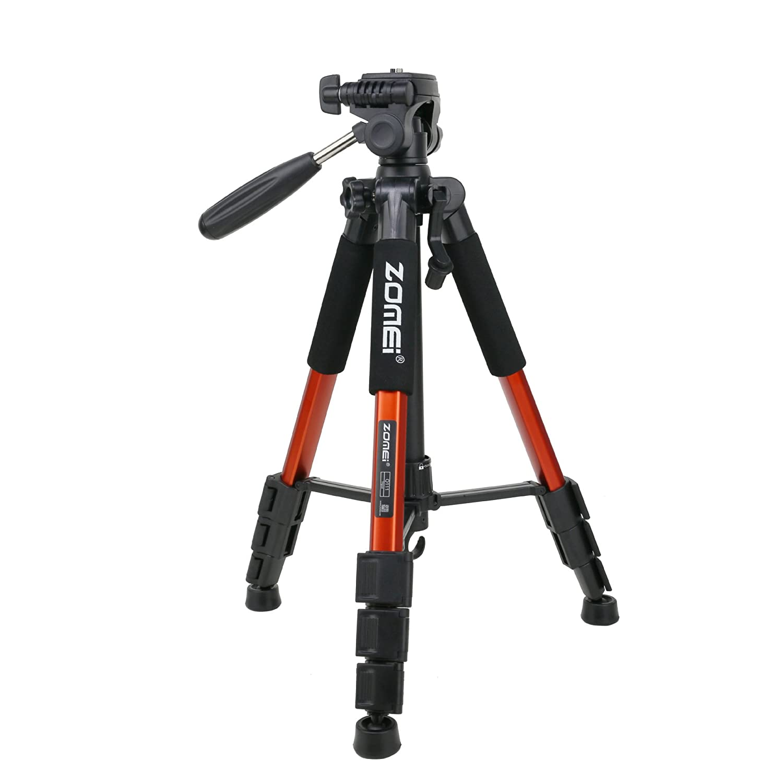 品質満点! ocamo旅行ポータブル調節可能なカメラ三脚for Canon Nikon Sony DSLRプロフェッショナルカメラ三脚 Canon Nikon オレンジ YJJ0703top-7FC80DA3C1 オレンジ オレンジ B07F6YSG9Q, めがね屋sanドットコム:19f75b79 --- arianechie.dominiotemporario.com