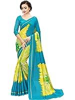 Glory Sarees Women's Silk Cotton Saree(shibori01)