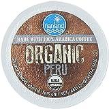 nanland Peruvian Organic Single Serve K-cup, 42 Count, 14.82 oz