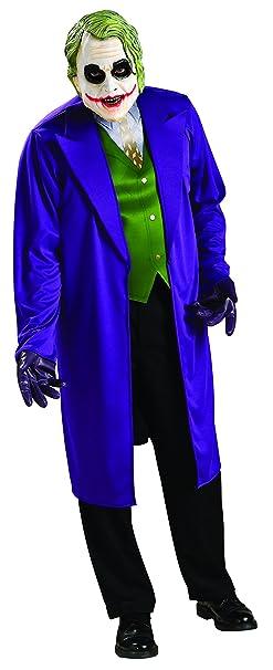 Rubieu0027s Batman The Dark Knight Joker Costume Black/Purple X-Large  sc 1 st  Amazon.com & Amazon.com: Rubieu0027s Batman The Dark Knight Joker Costume: Clothing