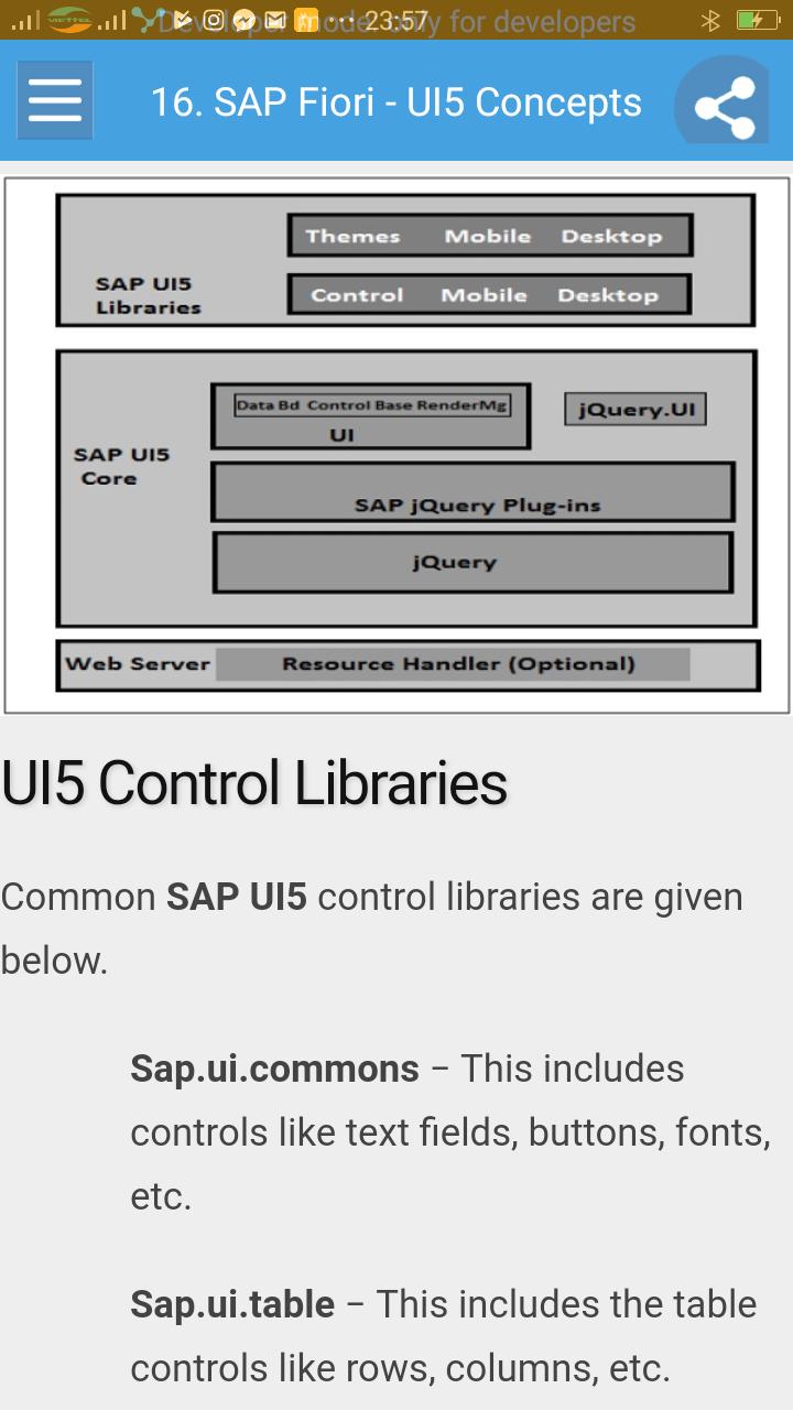 Amazon com: Learn SAP Fiori: Appstore for Android