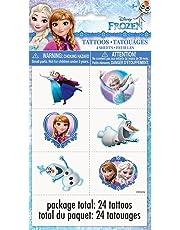 Disney Frozen Temporary Tattoos, 24ct