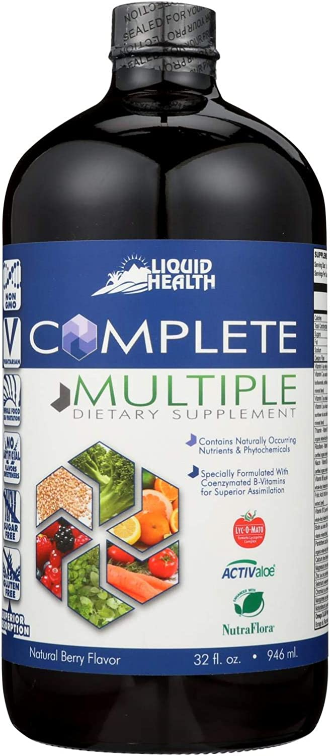 Liquid Health Products, Complete Multiple, 32 fl oz 946 ml 2-Pack