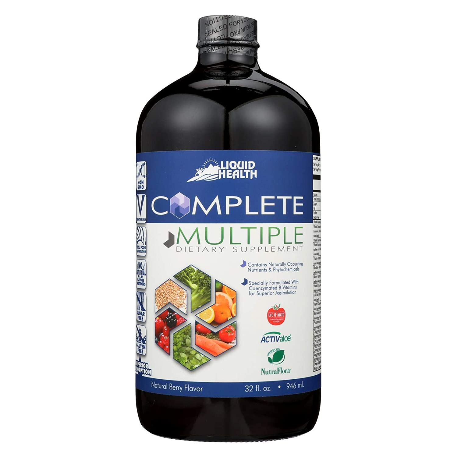 Liquid Health Complete Multiple Original – 32 fl oz