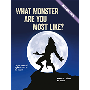 What Monster Are You Most Like? (Best Quiz Ever)