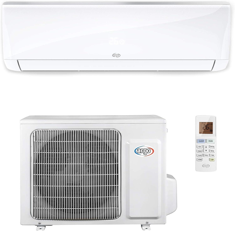 ARGO Ecowall 12 Climatizador Fijo monosplit, DC Inverter, No WiFi ...