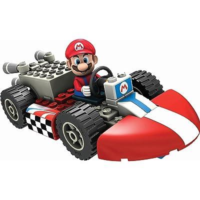 Figurine K'nex Building Set Maquette Kart Mario T71935 dCQtsrxh