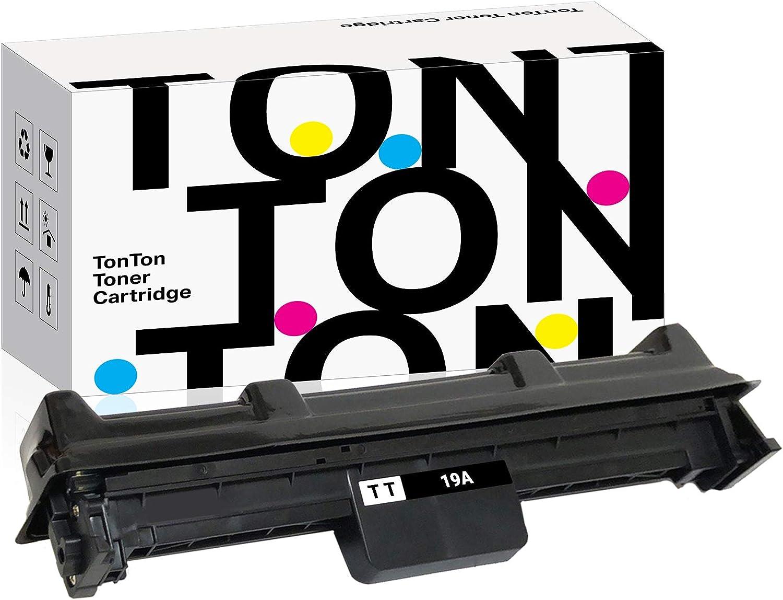 TonTon Compatible Drum Unit Replacement for HP 19A Imaging Durm Unit, HP CF219A Drum Cartridge, HP Laserjet Pro M102w, MFP M130fn, MFP M130fw.
