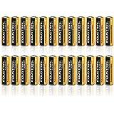 DURACELL INDUSTRIAL Pack de 24 piles alcalines AA LR06
