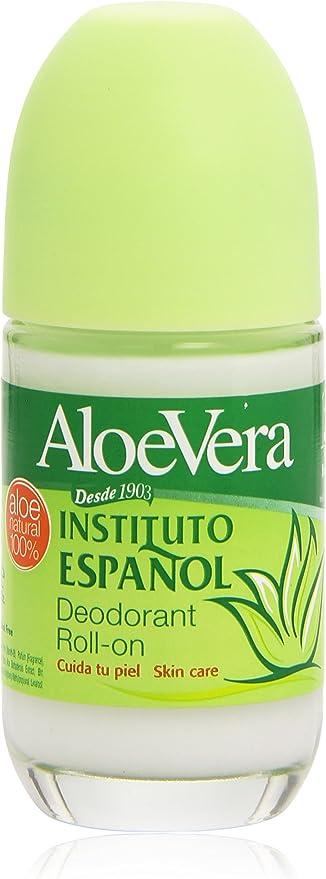 Oferta amazon: Instituto Español Desodorante Roll On de Aloe Vera - 75 ml