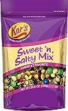 Kar's Sweet 'N Salty Trail Mix 25 oz Resealable Pouch - Peanuts, Sunflower Kernels, Raisins & Chocolate Gems