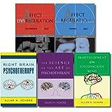 The Allan Schore Bookshelf: Five-book set (The Norton Series on Interpersonal Neurobiology)