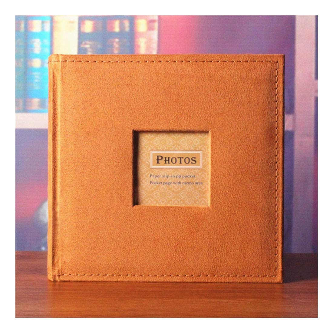 ZHAOXIANGXIANG 6 Pulgadas 200 Photo Album Bolsa Puede Poner 4R 4D 6 Pulgadas Fotos Home Boda Creativa Memoria Álbum De Fotos Familiar Bebé Álbum 3,6 Pulgadas 4D200 Pocket