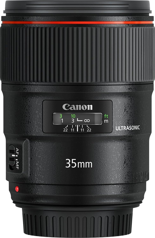 Canon 単焦点レンズ EF35mm F1.4L II USM フルサイズ対応   B014IO02DS