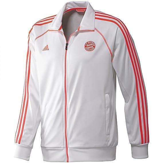 adidas Herren Trainingsjacke FC Bayern München