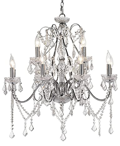 Vienna full spectrum 30 w chrome crystal grand chandelier vienna full spectrum 30quot w chrome crystal grand chandelier aloadofball Gallery
