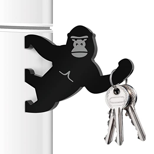 4 opinioni per Just Mustard M 15015 Key Kong Porta Chiavi Magnetico/Apri Bottiglia, Forma di