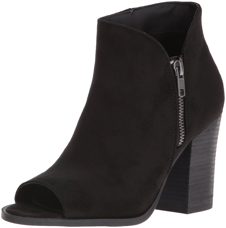 Carlos by Carlos Santana Women's Jade Ankle Boot B01LY0BLZA 6.5 B(M) US|Black