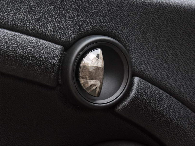 Vinyl 2 st/ücke T/ürgriff Armlehne Fensterheber Panel Schutzfolie Trim Aufkleber f/ür Mini Cooper R56 Hatchback R57 Covertible R58 Coupe R59 Roadster R60 Countryman R61 Paceman