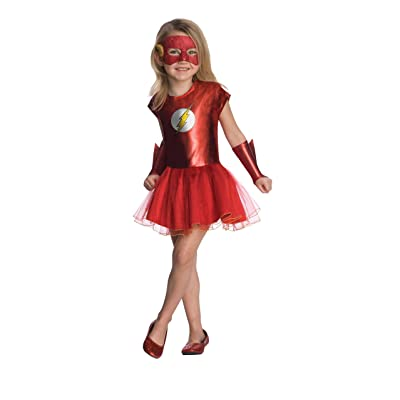 Rubie's Justice League Child's Flash Tutu Dress - Small: Toys & Games