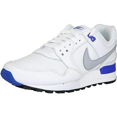 best sneakers 99218 02429 Nike Air Pegasus 89 Baskets - Blanc - Blanc Gris, 41 EU