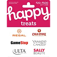 Deals on $50 Happy Treats Gift Card