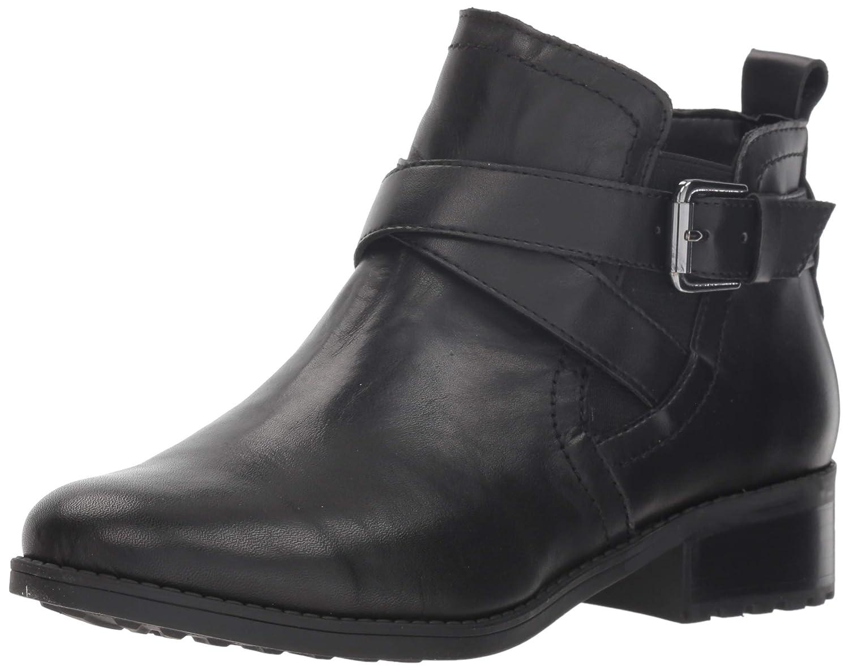 - Easy Spirit Woherren Reward Ankle Stiefel, Stiefel, schwarz, 7 W US  Designer online