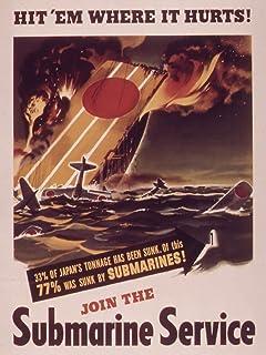 Coast guard spar vintage poster
