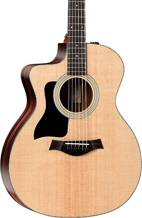 Taylor 114 ce de la serie 100 palisandro Grand Auditorium Guitarra ...