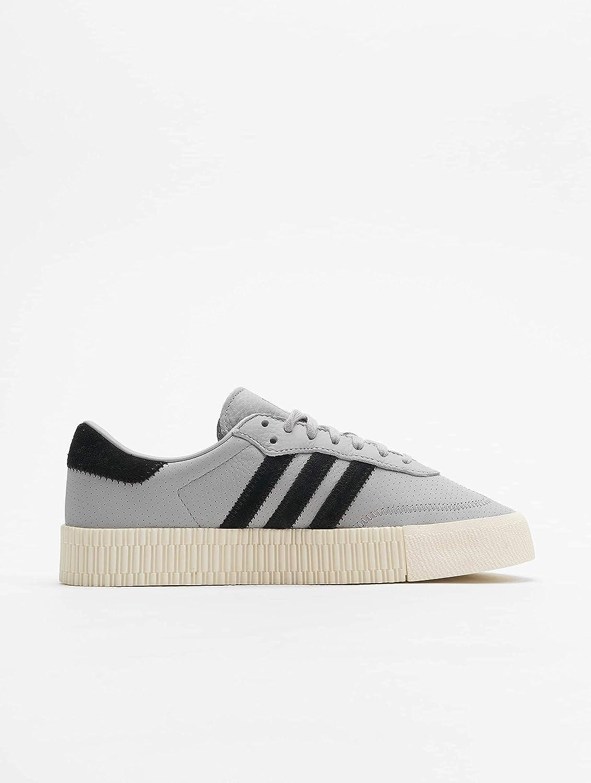 adidas Women's Sambarose W Low-Top Sneakers Grey Grey Gum
