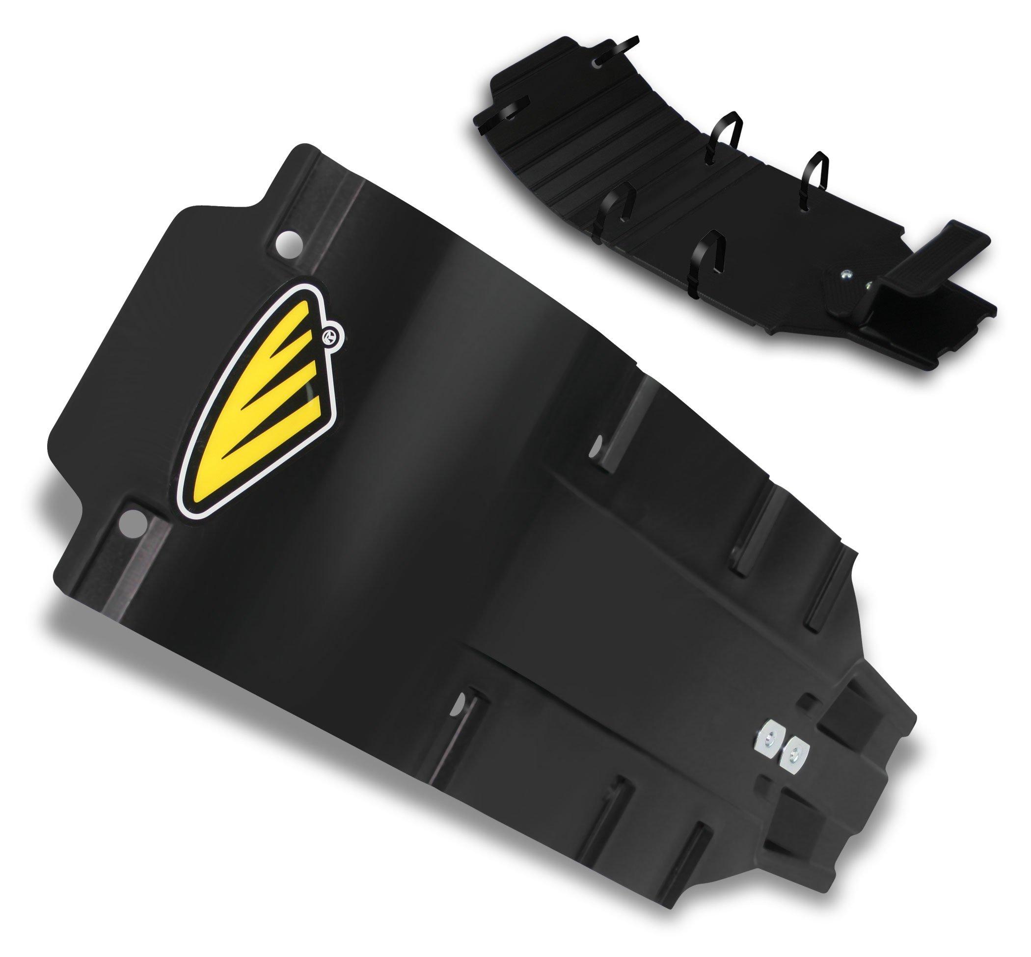 Cycra Skid Plate Black for Suzuki