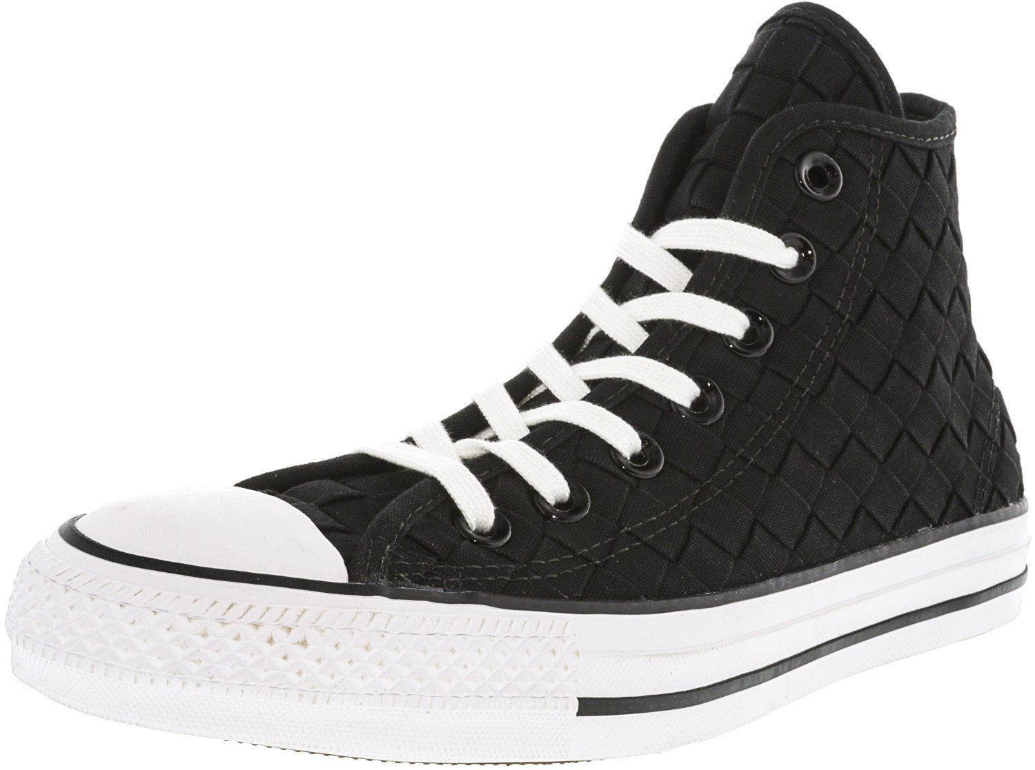 Converse Chuck Taylor All Star Core Hi B01F8GEMSG 6 M US Women / 4 M US Men|Black / Black